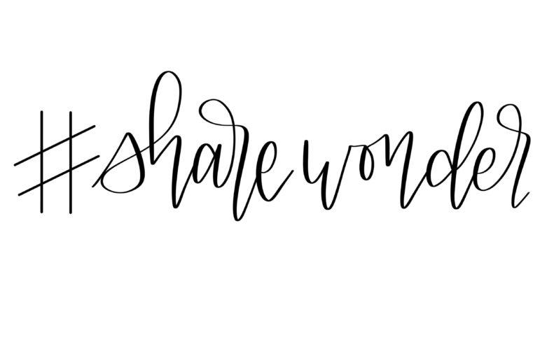 This Summer Share Wonder!